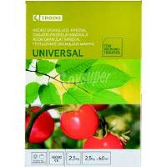 Eroski Abono mineral universal Caja 2,5 kg
