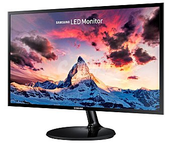 "Samsung Monitor PC de 59,69 cm (23,5"") Led S24F352, 1920 x 1080 (full hd), vga, hdmi 1920 x 1080 (full hd), vga, hdmi"