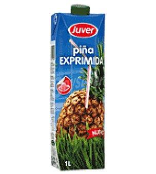 Juver Néctar de piña exprimida 1 l