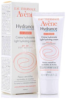 Avène Avène Hydrance Optimale Light UV 20 Crema 40 ml