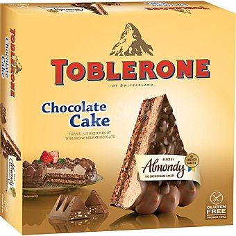 Toblerone Tarta almendra y toblerone almondy 400 g.