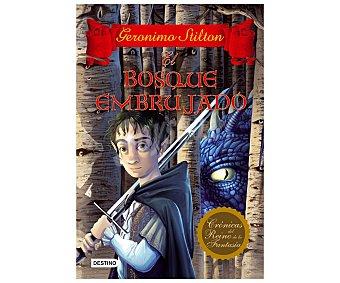 Planeta Gerónimo Stilton: Crónicas del reino de la fantasia 3: El bosque embrujado, gerónimo stilton. género: juvenil, Editorial Planeta