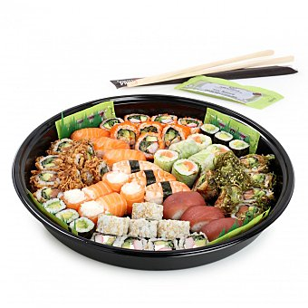 Happy Party mix 3XL Sushi Daily 59 ud 59 Pzas