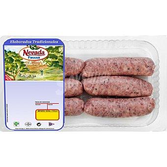 LA MONTAÑERA Chorizo criollo Bandeja 420 g