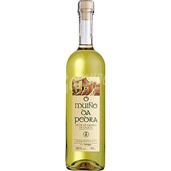 O Muiño DA pedra licor hierbas Galicia elaborado para grupo El Corte Inglés Botella 70 cl