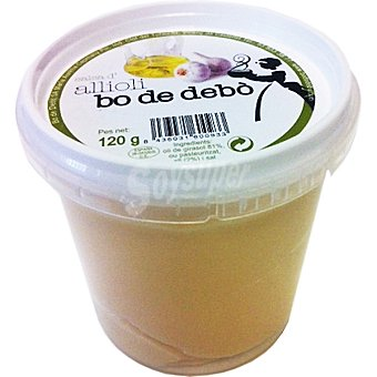 Bo de Debò Salsa fresca alioli Tarrina 120 g