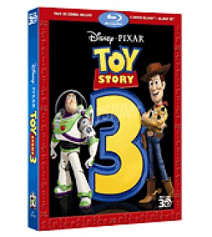 Toy Story 3 combo 3D