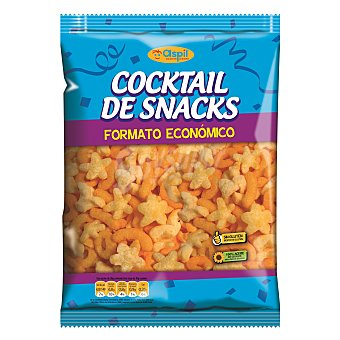 Aspil Cocktail de snacks Bolsa 250 g