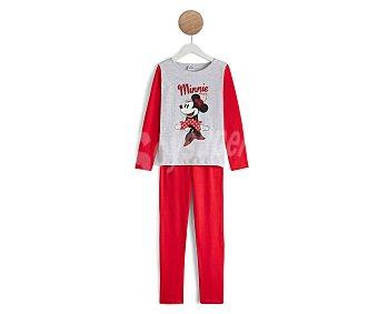 Disney Pijama para niña Minnie mouse, talla 8.