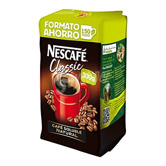 Nescafé Café soluble natural classic 300 g
