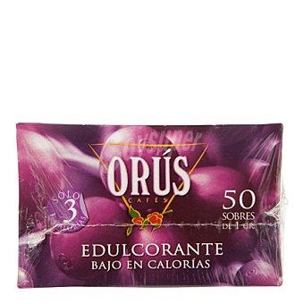 Orus Edulcorante sobres 50 ud