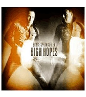 High Hopes (bruce Springstenn) CD