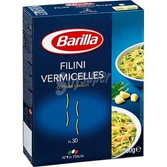 Barilla Filini vermicelles (fideos) Caja 500 g