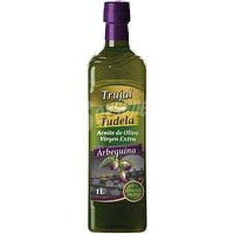 Trujal tudela Aceite de oliva virgen extra Botella 1 litro