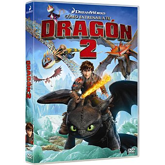Cómo Entrenar A Tu Dragón 2 DVD