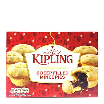 Mr Kipling Mince pies 195 g