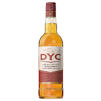 Dyc Whisky Botella 1 litro