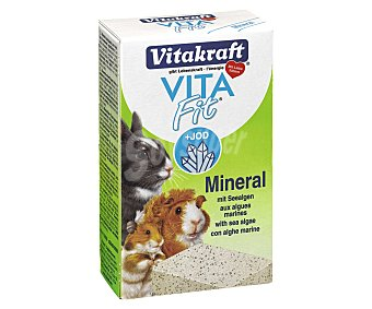 Vitakraft Piedra mineral roedores 168 gramos