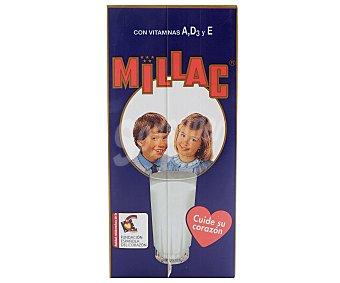 Millac Preparado lácteo con calcio entera  Brik 1 l