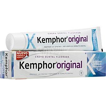 Kemphor Pasta dentífrica fluorada Tubo 100 ml