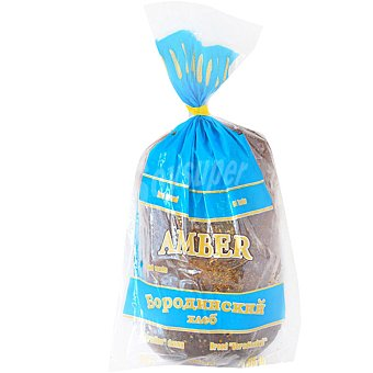 AMBER Pan negro paquete 700 g