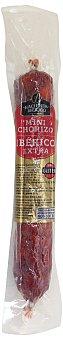 LA HACIENDA DEL IBERICO Chorizo iberico mini 200 g