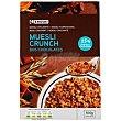 Cereales Absolut muesli crunch chocolate 500g 500g Eroski