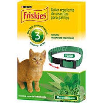 Friskies Purina Collar herbal para gatos Pack 1 unid