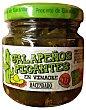 Jalapeños picantes Tarro 60 g Hacendado