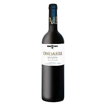 Ondarre Vino Tinto Reserva Rioja Botella 75 cl