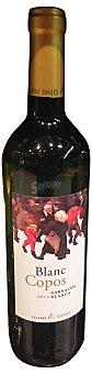 COPOS Vino blanco terra alta blanc Botella de 750 cc