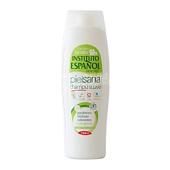 Instituto Español Champú suave piel sana 750 ml
