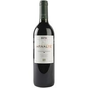 Arnalte Vino Tinto Ecológico Rioja Botella 75 cl