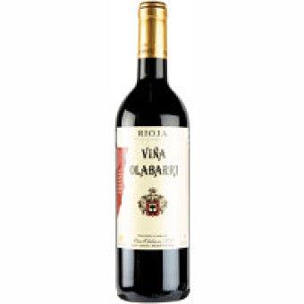 Viña Olabarri Vino Tinto Crianza Rioja Botella 75 cl