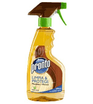 Pronto Limpiador aceite aloe vera 37,5 cl