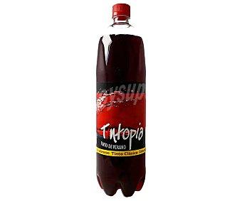 Tinto de verano clásico tintopia Botella 1,5 l
