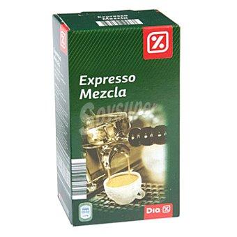 DIA Café molido expresso mezcla Paquete 250 gr