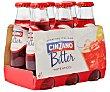 Biter con soda Pack 6x10 cl Cinzano