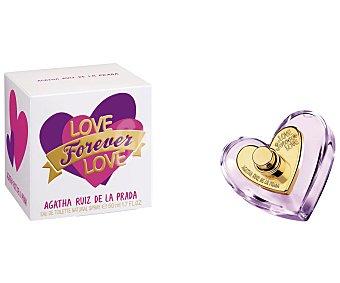 AGATHA RUIZ DE LA PRADA Love Forever eau de toilette femenina natural  spray 50 ml