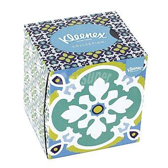 Kleenex Caja de pañuelos collection 3 capas 56 unid