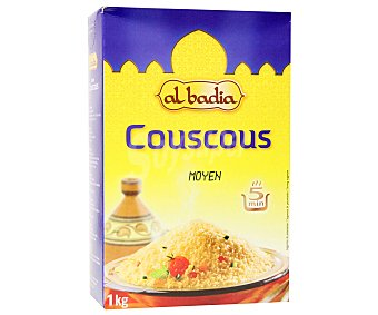 Al Badia Couscous Caja 1 Kilo