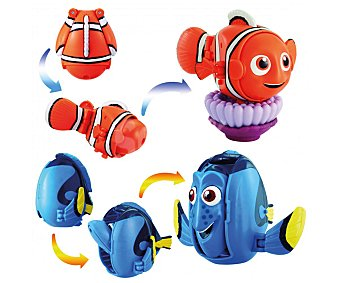 Disney Mini figuras articuladas transformables de 9 centímetros, modelo Hatch 'n Heróes de Pixar 1 unidad
