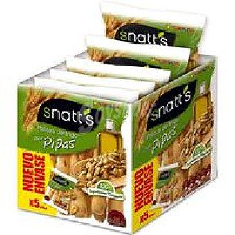 Snatt's Grefusa Multipack de pipas 5 unid
