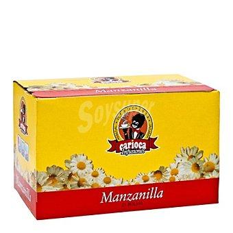 Carioca Manzanilla 25 bolsitas 25 ud