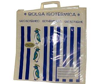 Pinguin Bolsa Isotérmica 39,5 x 43 cm 1u