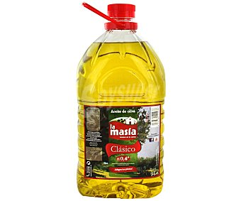 La Masía Aceite de oliva 0,4º sabor suave 3 l