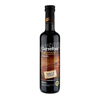 Carrefour Vinagre balsámico de Módena 500 ml