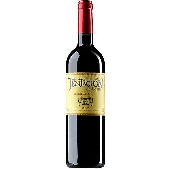 Tentacion de ugarte Vino tinto joven D.O. Rioja botella 75 cl Botella 75 cl