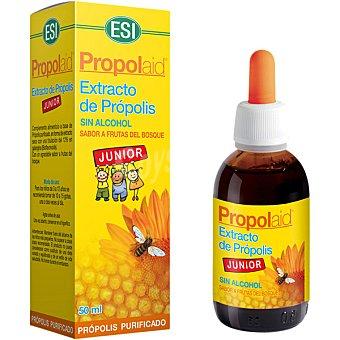 ESI Propolaid Junior extracto de propolis sin alcohol sabor a frutas del bosque Frasco 50 ml