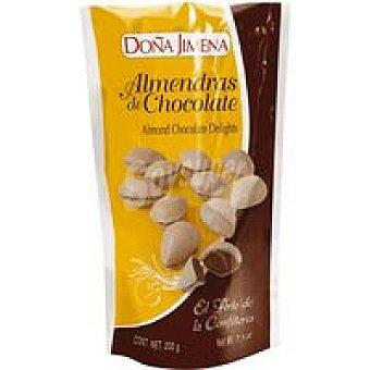 Doña Jimena Almendras de chocolate Bolsa 200 g